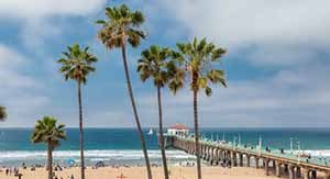 Wisata Pantai di Los Angeles