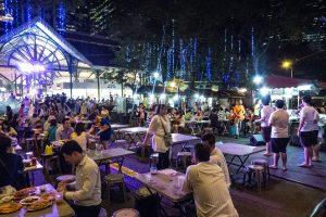 la pa sat festival market