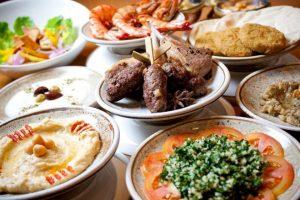 makanan-kombinasi-yordania