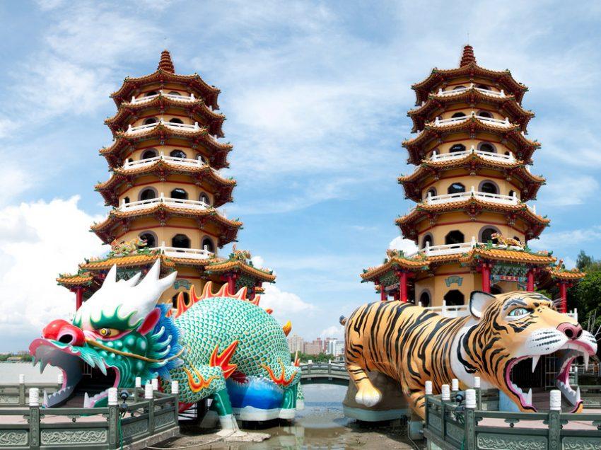 15 Top List Tempat Wisata Di Distrik Zuoying Taiwan Paling Mempesona