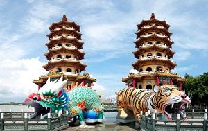 17 Tempat Wisata Di Kaohsiung Paling Mempesona