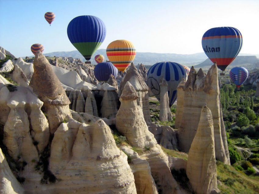 20 Tempat Wisata Di Goreme Paling Menpesona