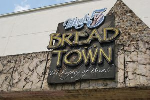 High 5 Bread Town