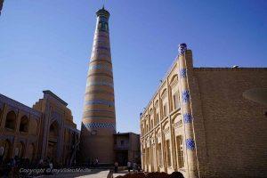 Juma mosque khiva