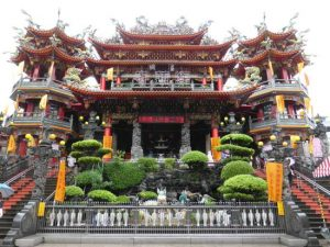 Lungshan-Temple-of-Malaka