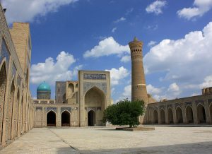 Masjid Kalyan, Bukhara