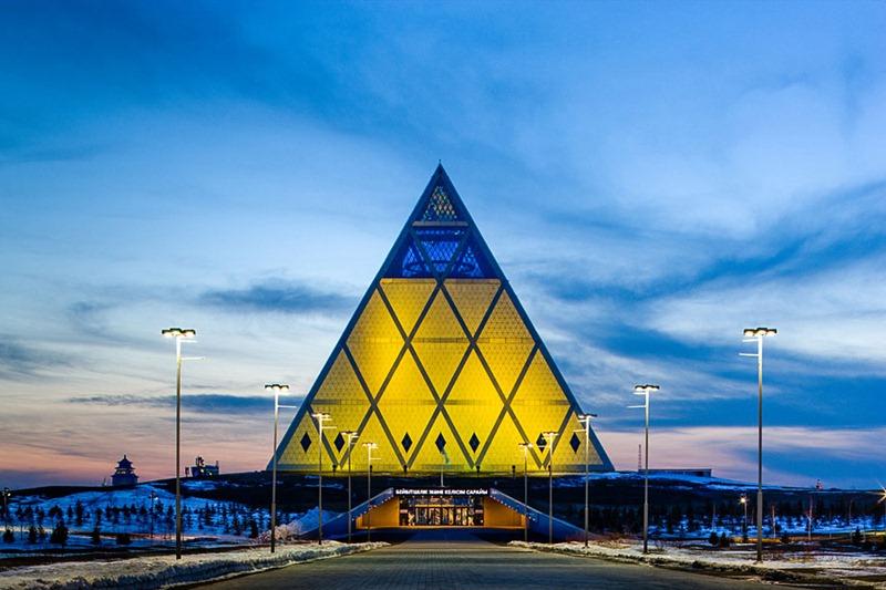 13 Tempat Wisata Di Astana Yang Paling Memukau