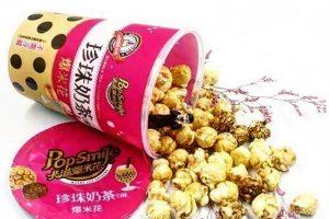 Pop Smile Popping Popcorn