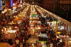Tainan-Flower-Night-Market