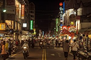 Wenhua-Road-Night-Market