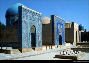 Shah-i-Zinda Mousoleum complex