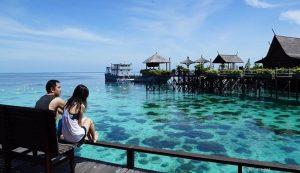 Keindahan-Pulau-semprona