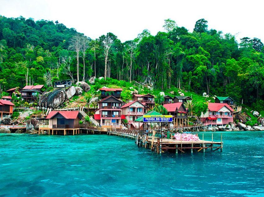 16 Cara Ke Pulau Tioman Dari Johor Bahru Paling Mudah
