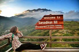 Sosodikon Hill Kundasang