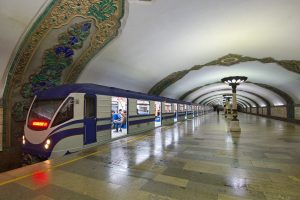 metro Tashkent
