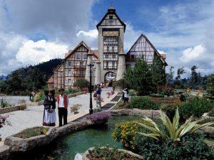 taman petualangan Colmar