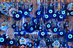 A Mati Talisman for The Evil Eyes