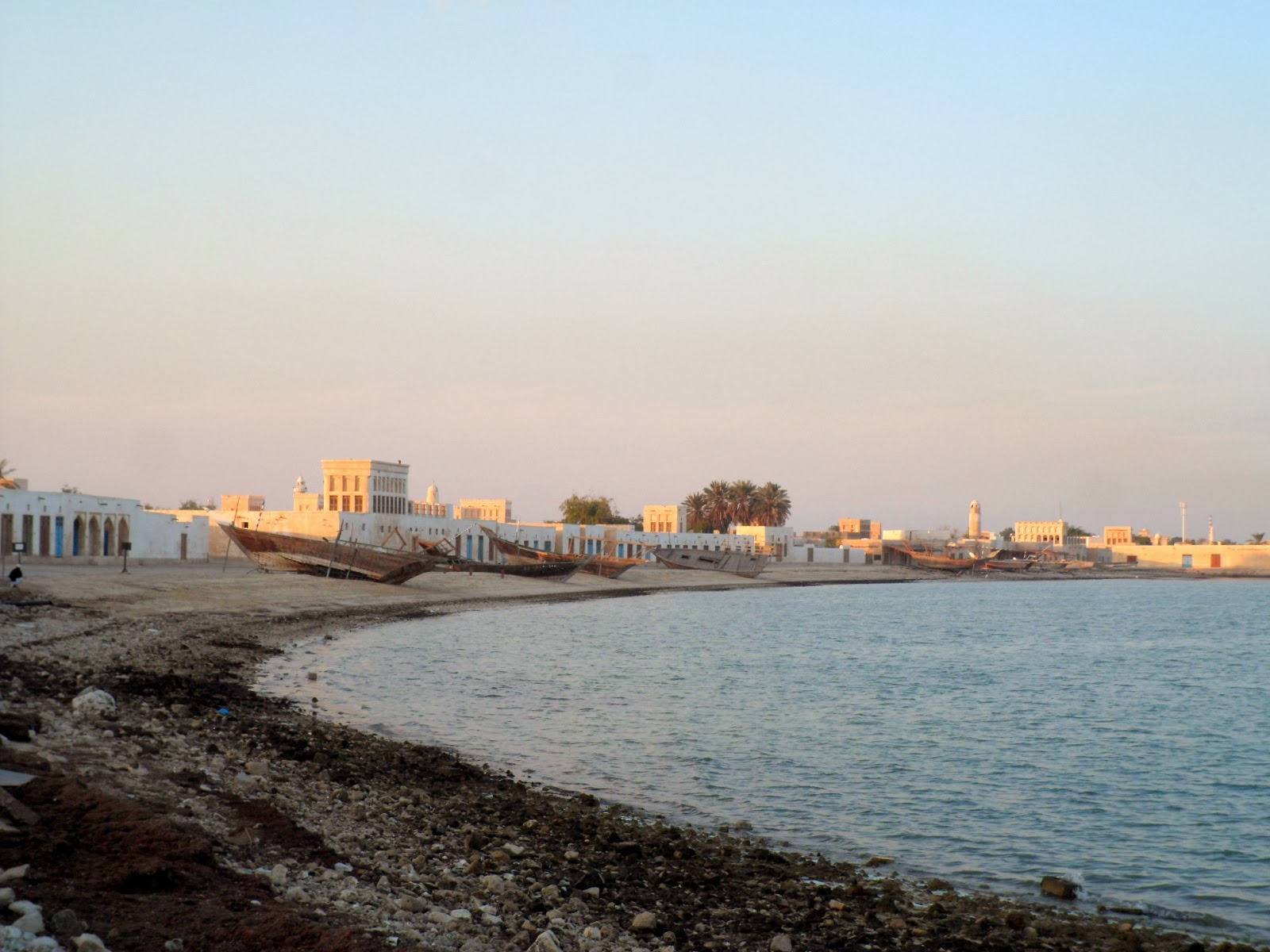 Al Wakrah Municipality Family Beach