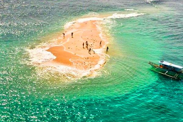 Barangay Tambo's Vanishing Island