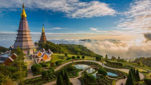 Chiang Mai dan Chiang Rai thailand