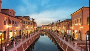 Florentia-village