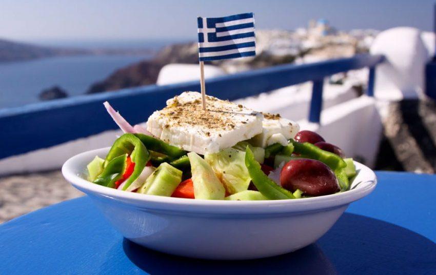 10 Makanan Khas Yunani Terfavorit Wisatawan