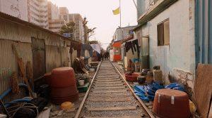 Gyeongamdong-Railroad-Town