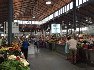 Mercado Central De Almeria