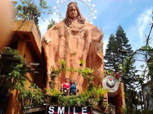 Our Lady of Manaoag di Tierra de Maria