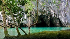 2.Puerto Princesa Subterranean River tempat wisata di pulau palawan