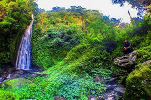 Pulang Tubig Falls