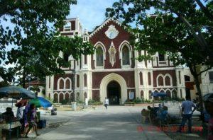 St-Agustine-church