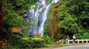 Tamaraw Waterfalls