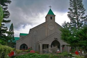 The Pink Sisters Chapel & Convent