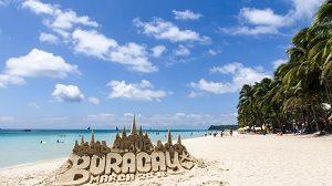 Boracay tempat wisata di pulau palawan