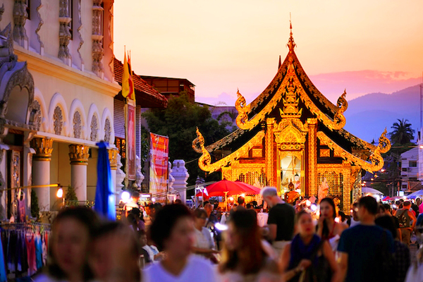 10 Kota Wisata Di Thailand Tujuan Wisatawan Dunia