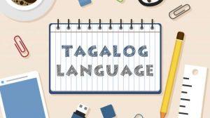 Bahasa tagalog