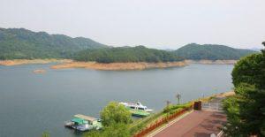 Daechengho-lake