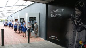 Ed Hillary Walkway