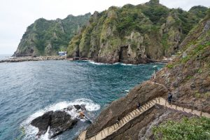 Haengnam Coastal Walking-Path