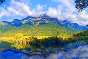 Milford Mirror Lakes