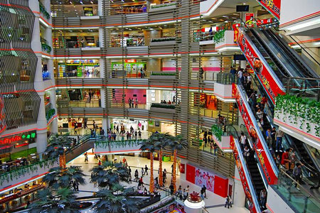 7 Tempat Belanja Di Guangzhou Favorit Wisatawan