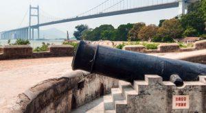 Weiyuan-fort