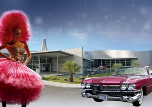 World of Wearable Art & Classic Cars Museum