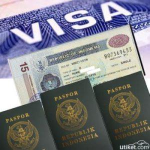 Persiapkan visa dan Paspor