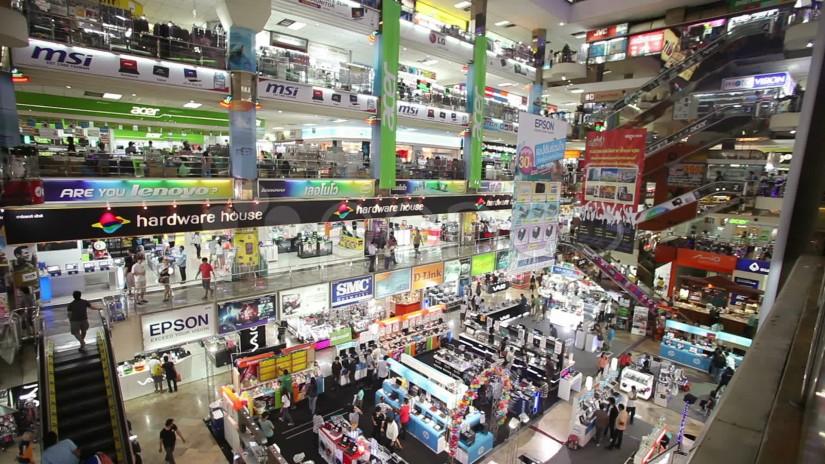 17 Tempat Belanja Di Bangkok Thailand Favorit Wisatawan Dunia