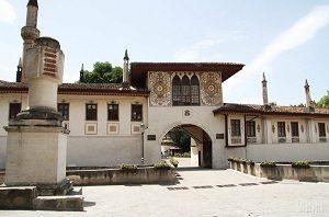 Bakhchisaray-Palace