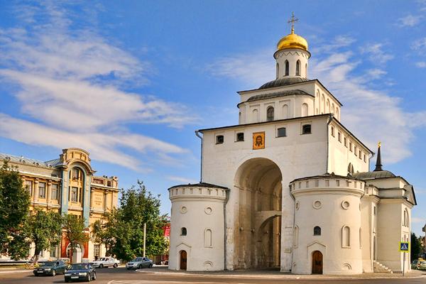 20 Tempat Wisata Di Oblast Vladimir Terfavorit Dan Terpopuler