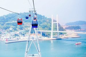 Yeosu-Maritime-Cable-Car