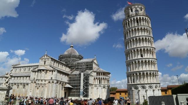 14 Tempat Terkenal Di Italia Yang Jadi Pembicaraan Warga Dunia
